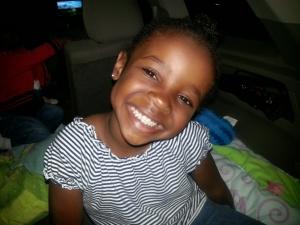 Five year old Mariah