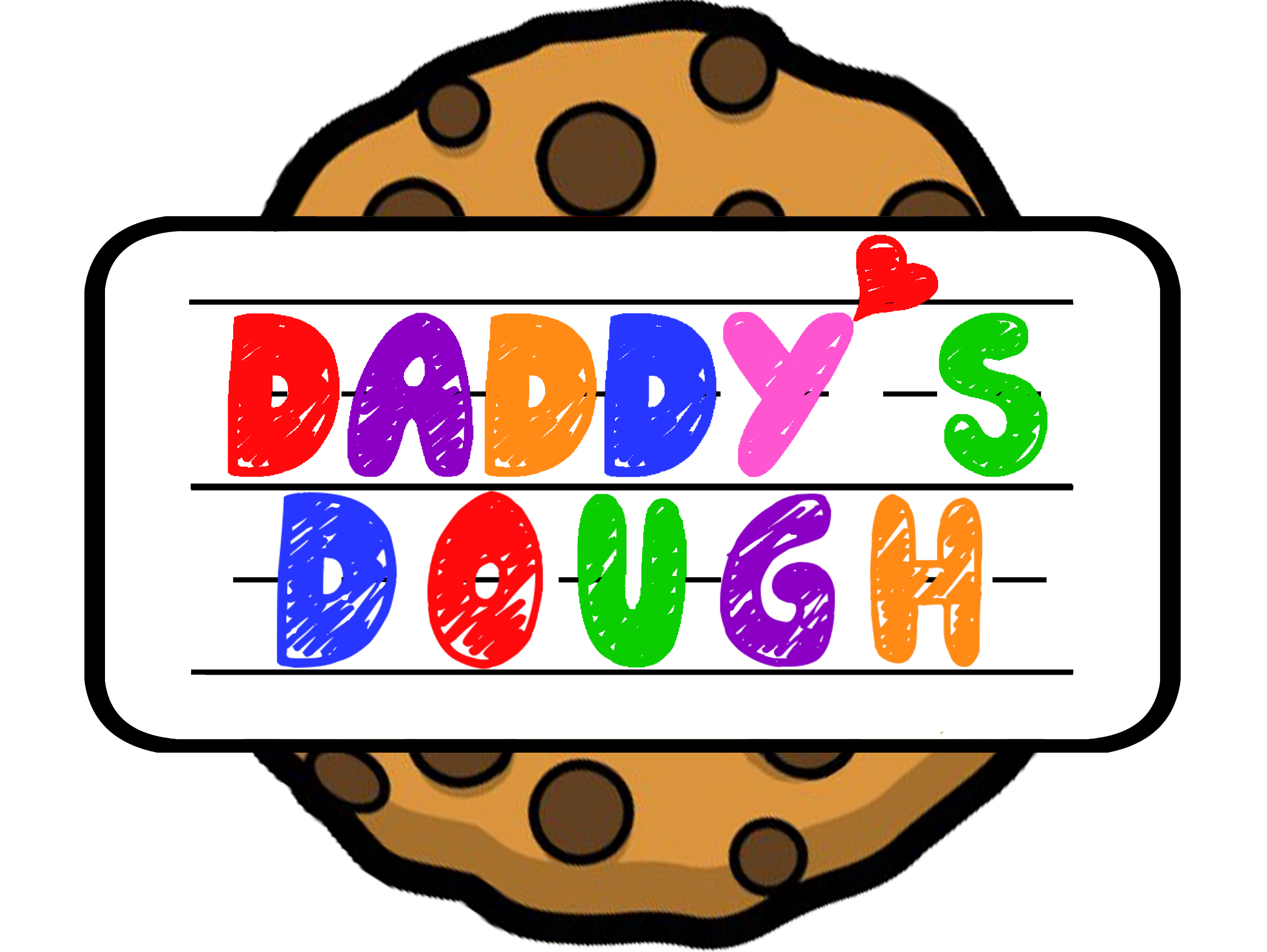 Daddys Dough Cookies